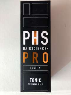 PHS Pro Fortify Tonic