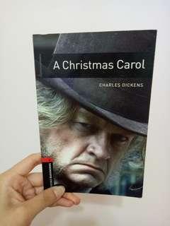 🚚 英文小說 A Christmas Carol by Charles Dickens #五十元好物