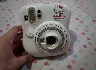 Fujifilm Instax Mini 25 Hello Kitty Edition