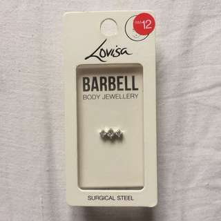 Lovisa Cartilage Barbell Earring