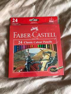 BNIP Faber Castell Colour Pencil