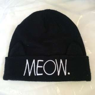 H&M MEOW HAT
