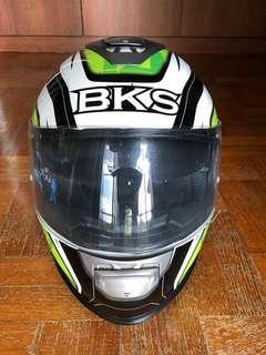 Full Face Helmet - BKS