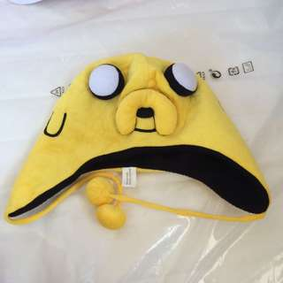 COMIC ALLEY ADVENTURE TIME JAKE THE DOG HAT
