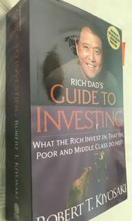 Robert T. Kiyosaki - Guide to Investing
