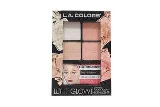 Let it glow! Highlighting palette