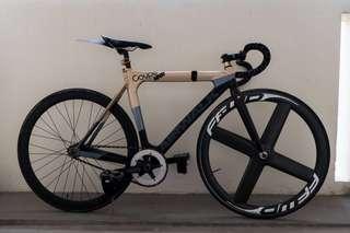 Airwalk coupe full bike