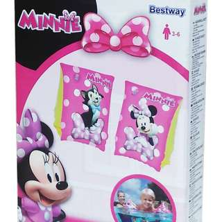 Pelampung Anak BESTWAY ARM BAND MINNIE MOUSE - 91038