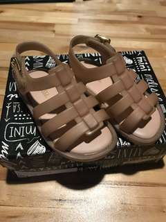 Mini Melissa Flox Light Pink size 6US