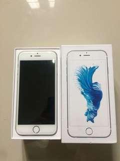 Iphone 6S 16GB silver ex inter singapore Zp/A