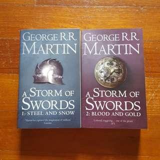 Storm of Swords (Game of Thrones)