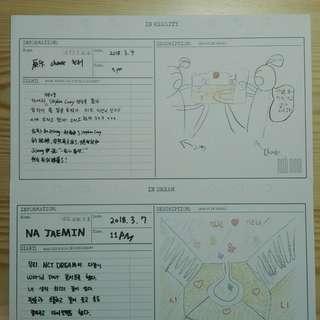 [換/放] NCT Empathy diary (辰樂/Jaemin)