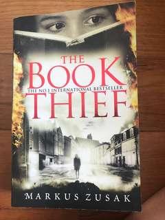 """Marcus Zusak """"The Book Thief"""""""