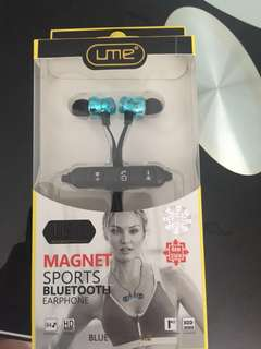 UME magnet sports Bluetooth earphone
