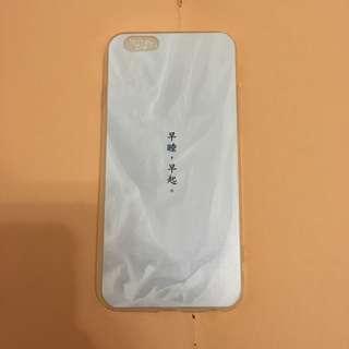 全新 早睡早起iphone6/6s 4.7寸手機殼