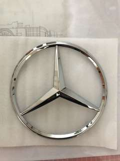 Benz front sign logo 車頭Benz Logo