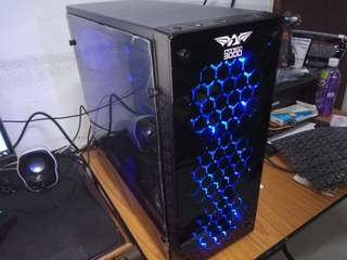 🚚 R9 290 Xeon 8c16t Gaming Desktop PC