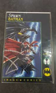 SPAWN vs BATMAN Collectors - Image Comics (Mint)