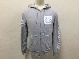Adidad Originals X Run DMC Hoodie Jacket