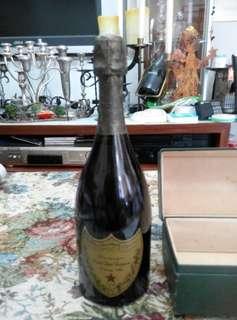 Vintage Champagne 1988 Cuvee Dom Perignon