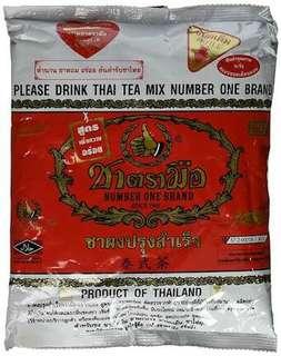 NUMBER ONE THAI TEA ASLI BANGKOK