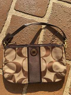 Brand New Women's Coach Bag/Purse/Clutch