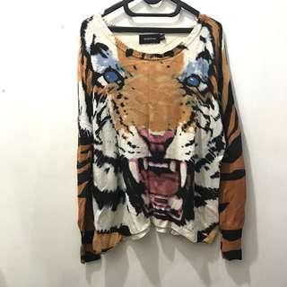 Minkpink Tiger Sweater