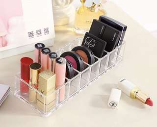 [PO10] Acrylic Makeup Box