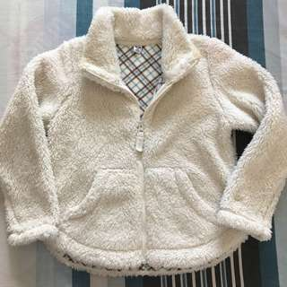 Preloved Uniqlo Fleece Jacket
