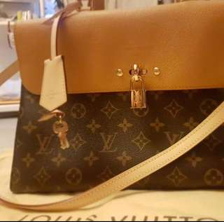 Authentic LV New handbag (Beige Colour)