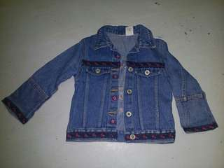 Denim Jacket for 3-4 years old girl