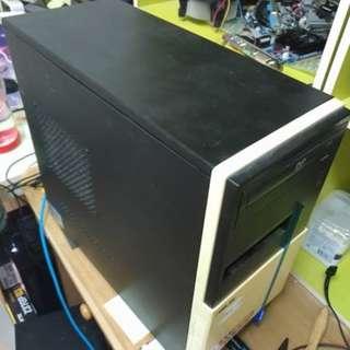 賣中古電腦主機 桌上型電腦 Desktop computer intel E3200