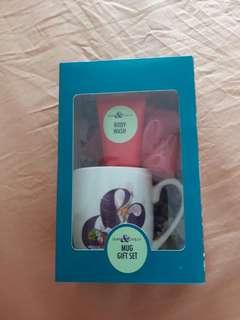 Skin care and mug