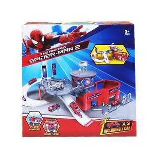 Mainan Mobil Mobilan SPIDERMAN TRACK - PR702