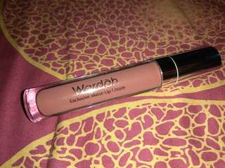 MATTE LIP CREAM WARDAH 18
