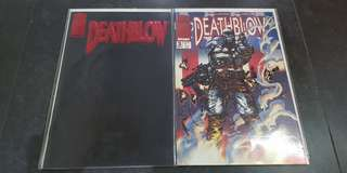 DEATHBLOW Issue #1 and 2 - Collectors Comics (IMAGE Comics)