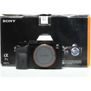 Sony A7S Body Only (SC 10K+)