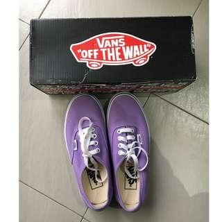 New Purple Vans