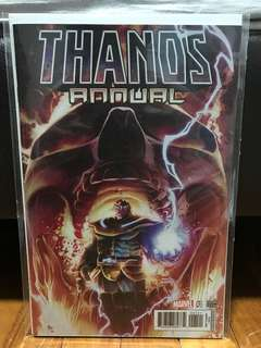Thanos Annual #1 variant