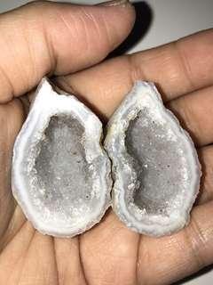 Thunder Egg Geode (雷公蛋)