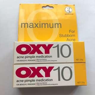 OXY 10 (NEW!!)