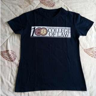 UP College of Law Centennial Shirt