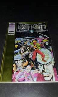 DEATHMATE Yellow - Collectors GOLD Edition Oct 1993 (Image Comics)