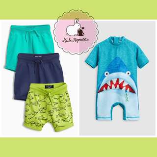 KIDS/ BABY - Shorts/ Sunsafe suit