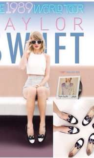 Taylor Swift Bunny Loafers
