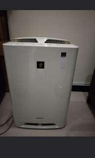 Sharp Air Purifier model FZA60HFE