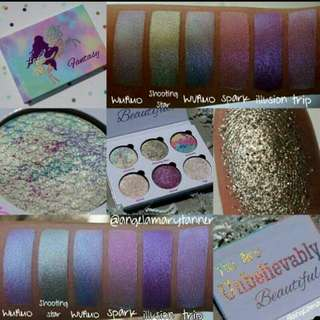 🚚 Unicorn Highlighter Palette