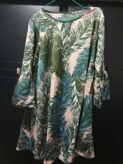 Floral Tunik