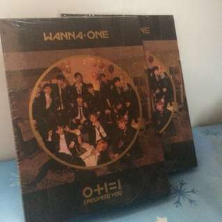 WANNA ONE IPU READY STOCK ALBUM