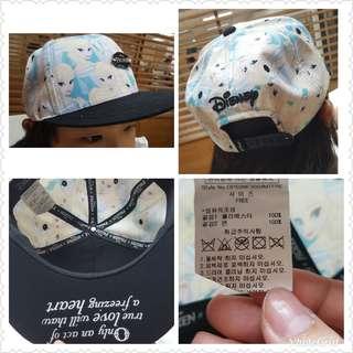 FROZEN/愛莎/兒童可調式帽子